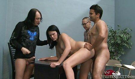 Rubia haciendo porno anime latino sexo con vecinos